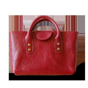 Wine red bag by m.dita