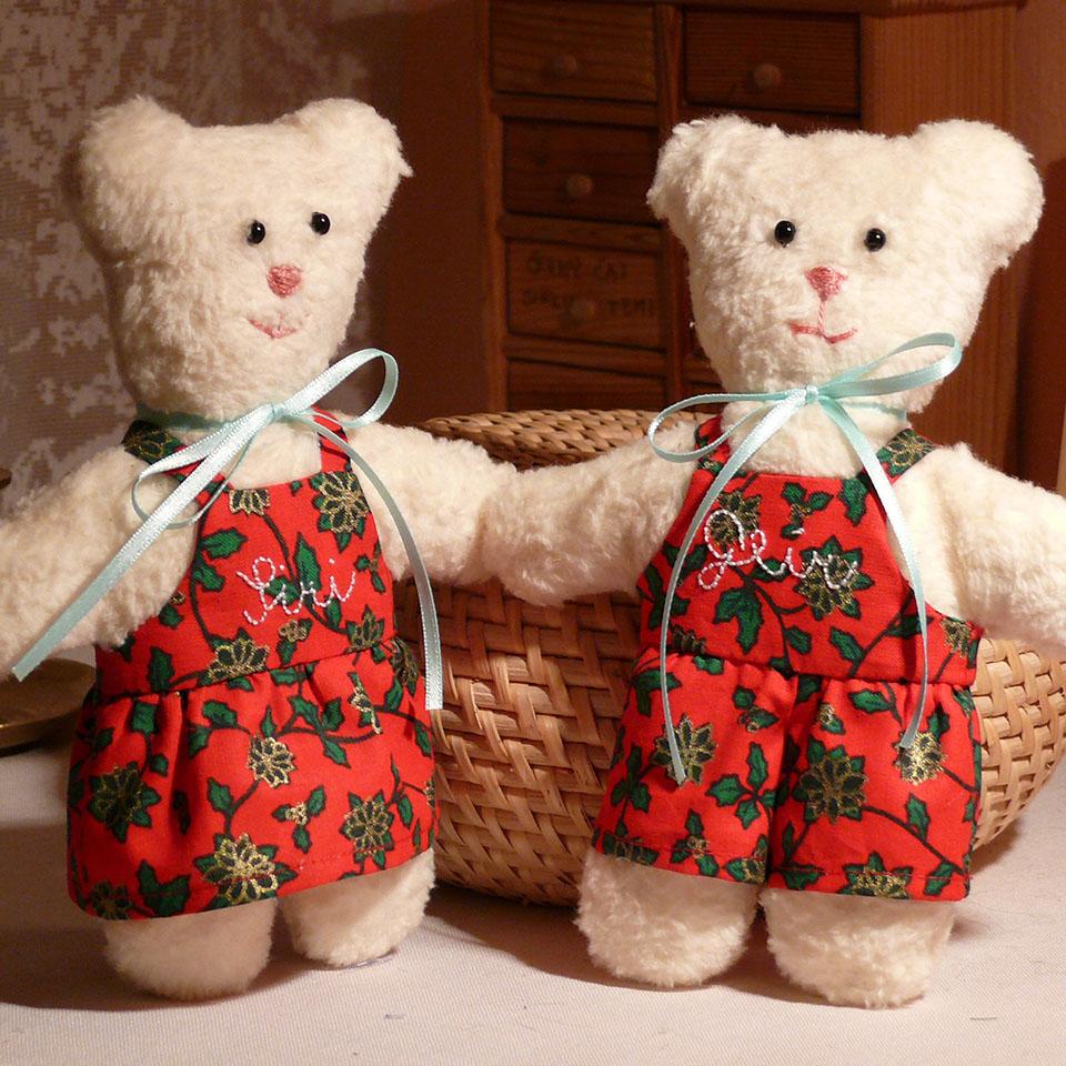 Přátelský medvídek
